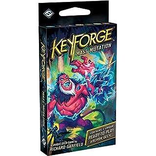 Fantasy Flight Games FFGKF09 KeyForge: Mass Mutation Archon Deck, Mixed Colours