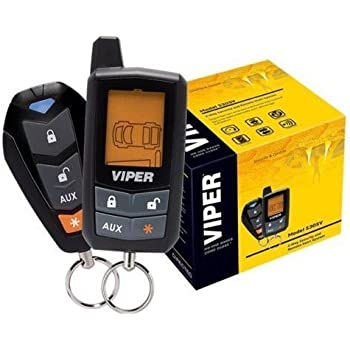 Amazon.com: Viper 5706V 2-Way Car Security with Remote Start ...