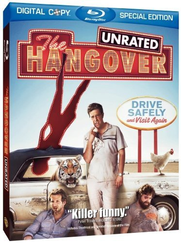 The Hangover (Unrated Edition) [Blu-ray] (Best Drug For Hangover)