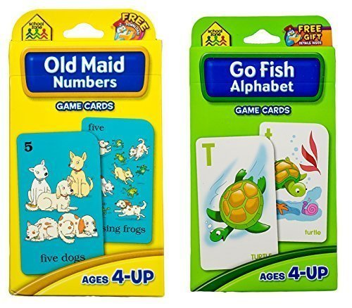 abc go fish - 5