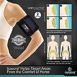 Isavera Arm 'Fat Freezing' System | Shaper Wraps