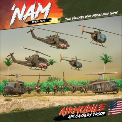 'Nam - The Vietnam War Miniatures Game 1:100 Airmobile for sale  Delivered anywhere in USA