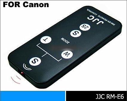 Jjc Infrarot Fernauslöser Zoom Für Canon Eos Und Kamera