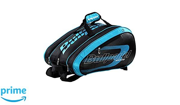 Paletero Bullpadel Avant S LTD Blue: Amazon.es: Deportes y ...