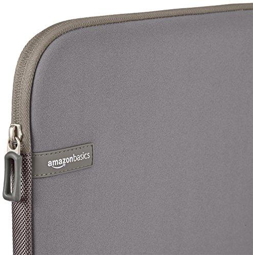 AmazonBasics 17.3-Inch Laptop Sleeve - Grey