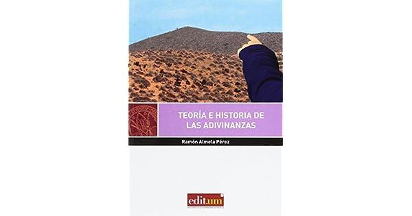 Amazon.com: Teoría e historia de las adivinanzas ...