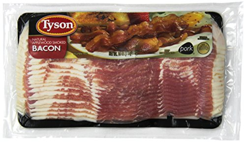 Tyson, Applewood Smoked Bacon, 1 lb