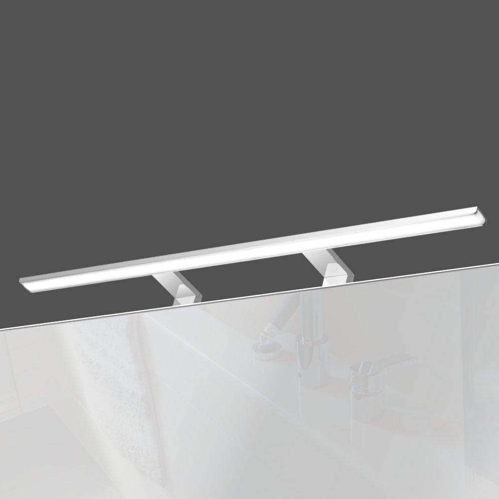 L/änge:800mm LED 3 Farben in 1 Badleuchte Badlampe Spiegellampe Spiegelleuchte 230V
