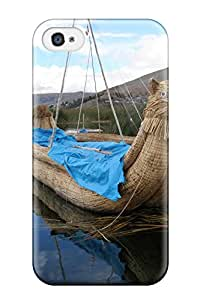 hudson kim's Shop Top Quality Rugged Titicaca Lake Case Cover For Iphone 4/4s 6311081K17087864