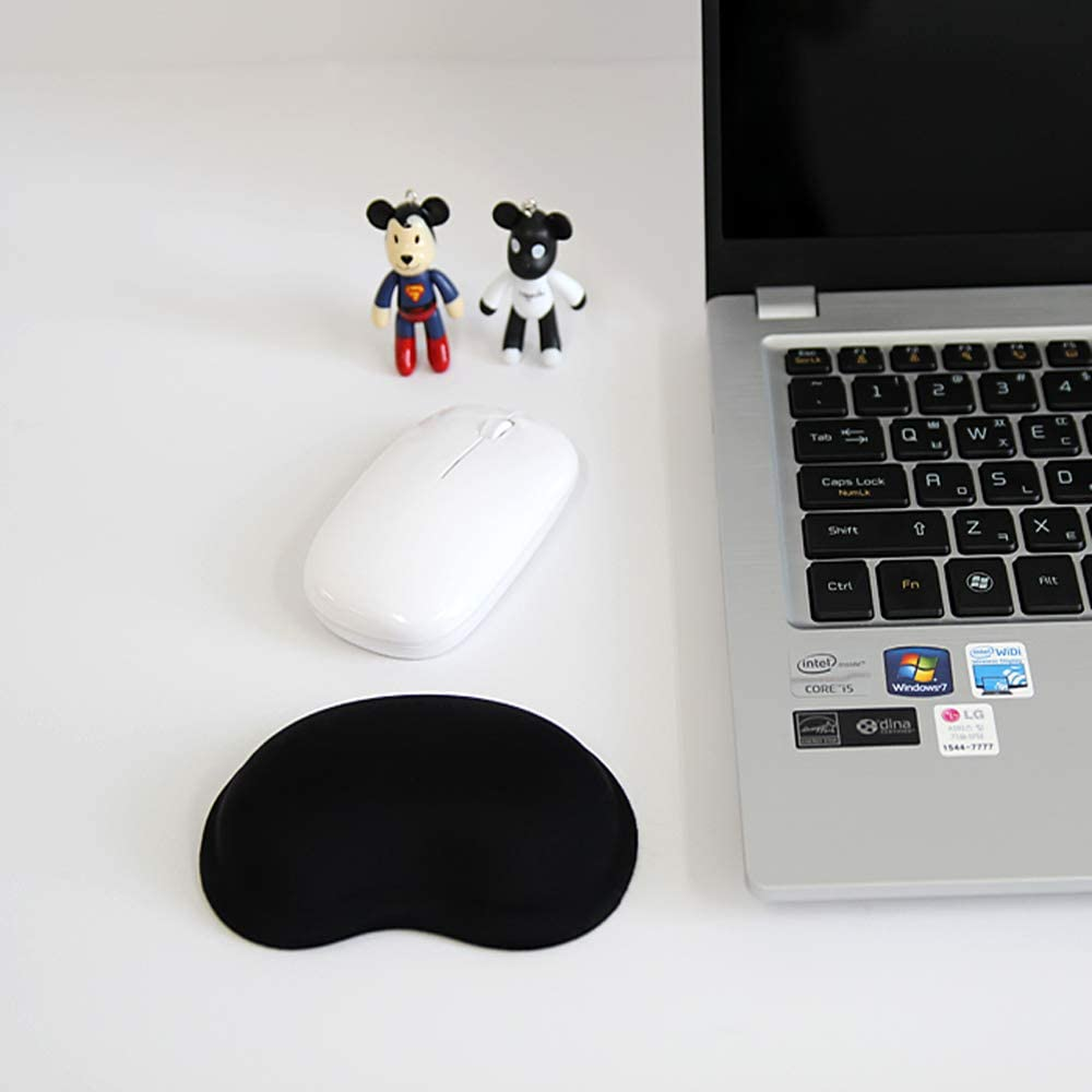 Laptop Office /& Travel Relieve Wrist Pain for Office Worker Gamer. Mouse Wrist Pad Ergonomic Design Wrist Rest Support for Computer Home