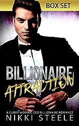 Billionaire Attraction Box Set: A Steamy Billionaire Romance