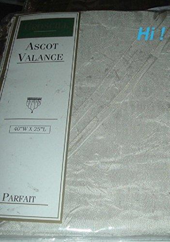Croscill Parfait Ascot Valance 40 x ()