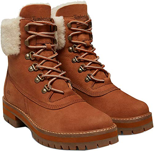 382ebef5521aa5 Timberland Womens Courmayeur Valley Shearling-Lined Boot