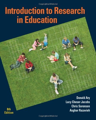 By Donald Ary - Introduction to Research in Education: 8th (eigth) Edition