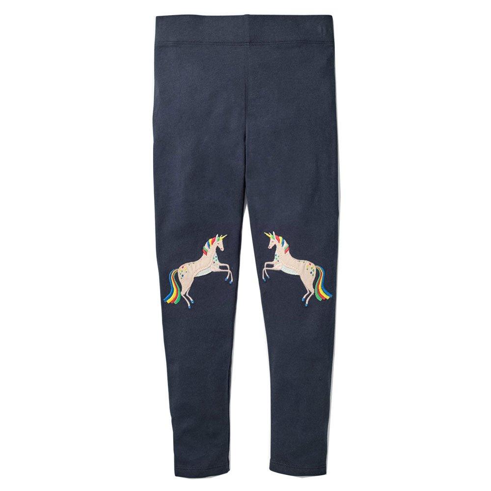 BEILEI CREATIONS Baby Girl Pants Cartoon Kids Cotton Leggings for Girls 18M-6Y