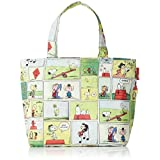 Peanuts Snoopy Insulated Lunch Tote Bag Thermo keeper 44581.0 Color