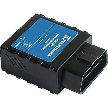 FM1010 Localizador GPS sin instalación para coche: Amazon.es ...