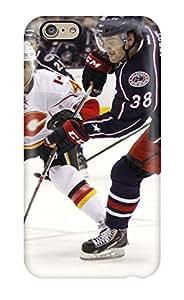 Hazel J. Ashcraft's Shop columbus blue jackets hockey nhl (38) NHL Sports & Colleges fashionable iPhone 6 cases