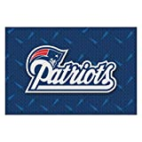 """Officially Licensed NFL New England Patriots Essna Tufted Rug, 20"""" x 30"""""""