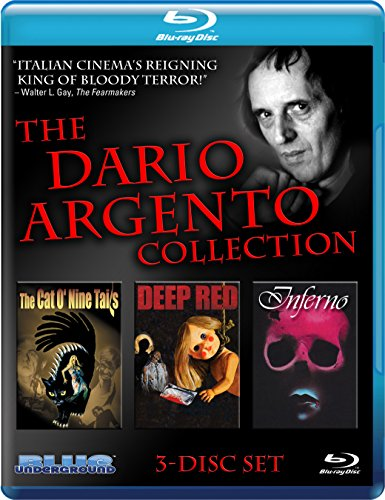 Dario Argento Collection, the (Blu-Ray)