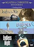 Agatha Christie Mysteries (Death on the Nile / Evil Under the Sun / Endless Night) (1978/1981/1972)