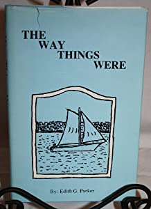 Hardcover The Way Things Were Book