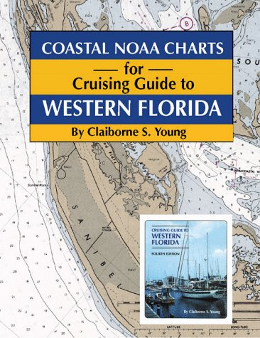 Coastal NOAA Charts for Cruising Guide to Western Florida
