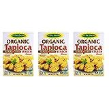 Lets Do Organic Organic Tapioca Starch 6 oz Box (Pack of 3)