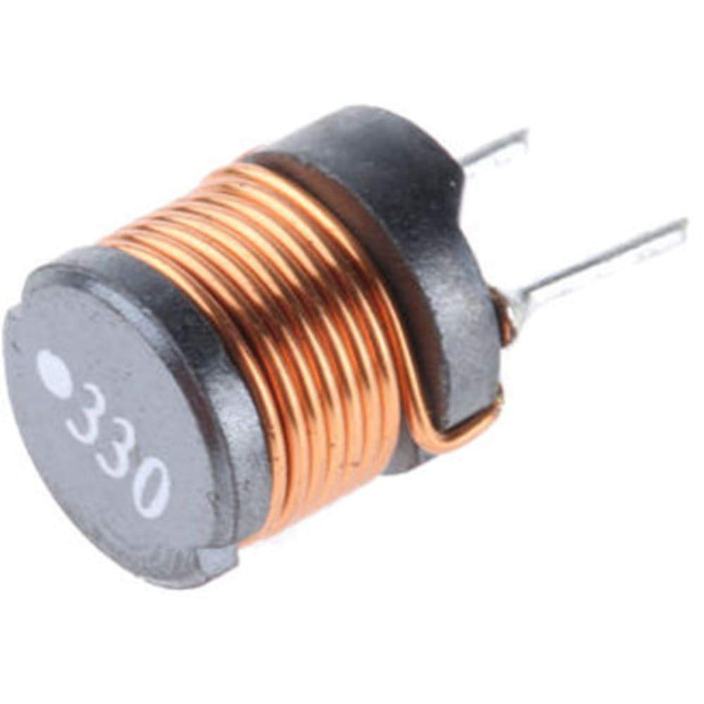 Inductors; Fixed; WE-TI RadXtnd Ld8095 WW33uH 2A .06Ohm, Pack of 100