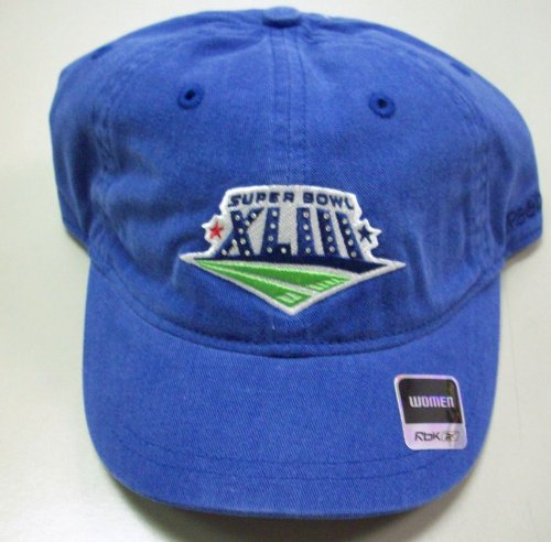 政令アセンブリ考案するSuper Bowl XLIII Womens Short Brim Slouch Relaxed Strap Back Hat