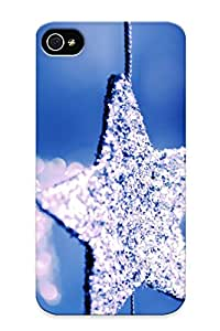 For Iphone 4/4s Protective Case, High Quality For Iphone 4/4s Sparkling Stars Skin Case Cover