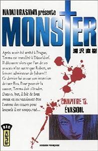 """Afficher """"Monster. n° 13 Évasion"""""""