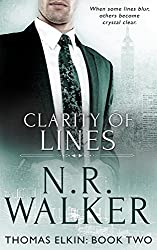 Clarity of Lines: (A Gay Erotic Romance) (Thomas Elkin Book 2)