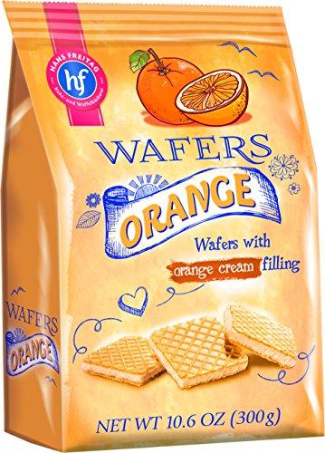 Hans Freitag Orange Wafers