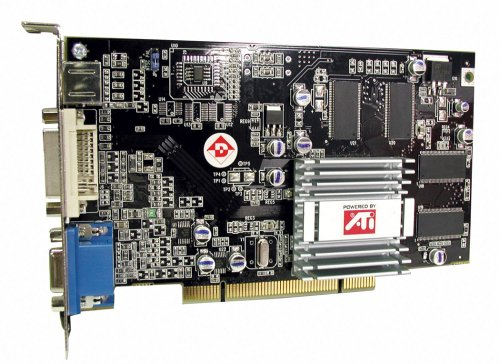 64mb Ddr Pci Video Card - 9