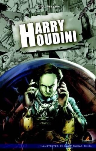 Harry Houdini: A Graphic Novel (Campfire Graphic Novels) PDF