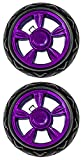 dbest products Trolley Dolly, Purple Shopping