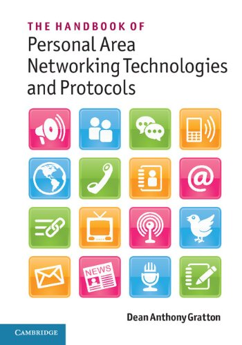 Download The Handbook of Personal Area Networking Technologies and Protocols Pdf