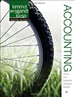 Accounting: Tools for Business Decision Making, 5th Edition Front Cover