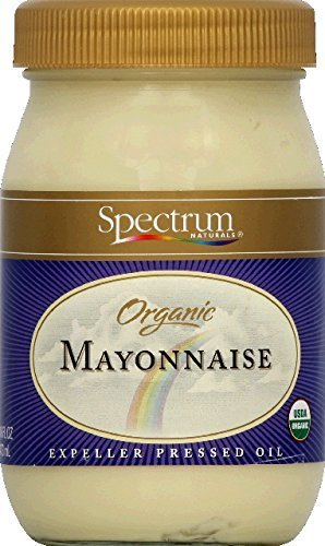 Spectrum Naturals Organic Mayonnaise 16 Fl Oz (Pack of 6) by Spectrum