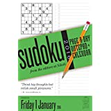 Sudoku Page-A-Day Notepad + Calendar 2016