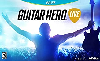 Guitar Hero Live Bundle - Wii U - Standard Edition