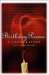 Birthday Poems: A Celebration