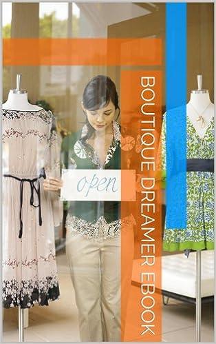 Ebooks-lehden lataus ilmaiseksi Boutique Dreamer ebook in Finnish PDF ePub