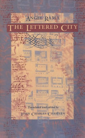 The Lettered City (Latin America in Translation)
