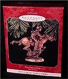 Hallmark Keepsake Pony Express Rider Ornament - Remington Style