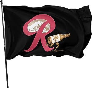 SYUQWGYoY Rainier Beer Logo Garden Flag Decorative Home Outdoor Flag 3' X 5'