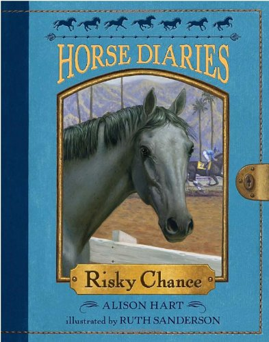 Horse Diaries 7 Risky Chance product image