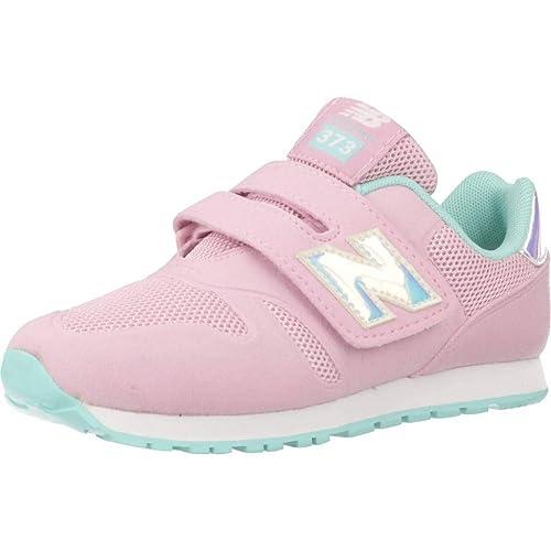 Zapatillas para niña, Color Rosa, Marca NEW BALANCE, Modelo Zapatillas para Niña NEW BALANCE YZ373 M1 Rosa: Amazon.es: Zapatos y complementos