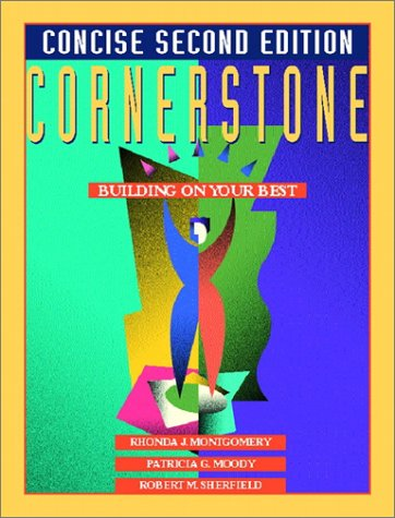 Cornerstone, Building on Your Best, Concise Second Edition (2nd Edition)